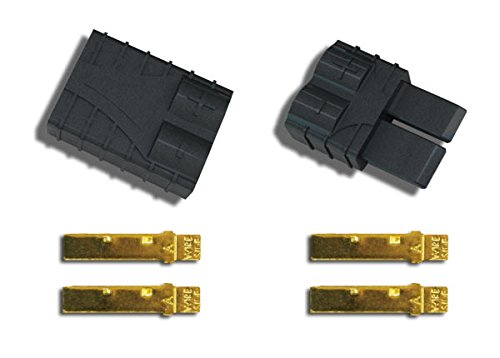 (Traxxas 3060 High-Current Connector Plugs (1 male, 1 female))