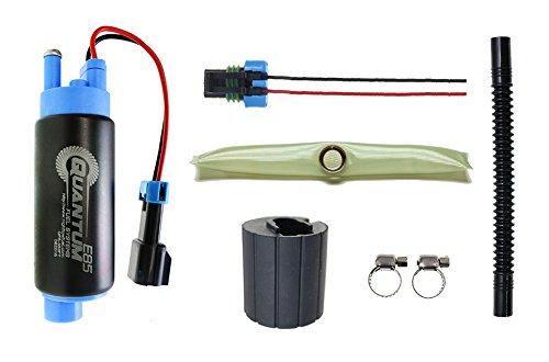 (QFS-353FT-GM2-340 LPH E85 / Ethanol Compatible Fuel Pump with Installation Kit - GM Vehicles -)