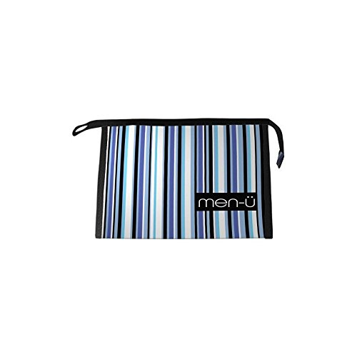 men-ü Stripes Toiletry Bag (Pack of 6)