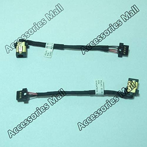 Computer Cables 1-10 PCS Long Cable Laptop DC Power Jack for ACER SW5-011 SW5-012 Switch 10 Long line DC Jack with Cable Connector Cable Length: 10 PCS