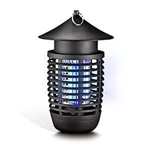 Serene Life PSLBZ6 Waterproof Electric Insect Killer