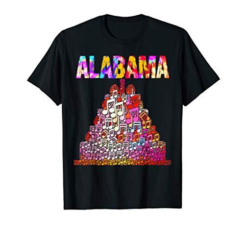 Alabama Souvenir Tshirt Birthday Cake Party Men Women Kids]()