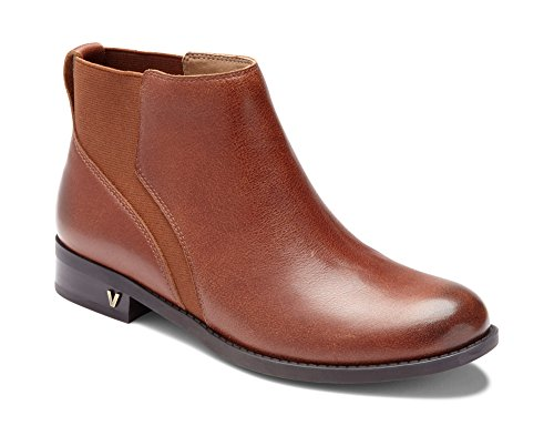Vionic Thatcher Boot Women's Chocolate Ankle Country OnTOxr