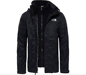 north face chaqueta esqui hombre