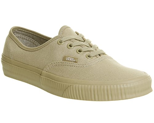 Ankle Shoe Surplus Authentic Khaki High Mono Mono Skateboarding Khaki Vans Canvas Surplus qHpBwxnHR0