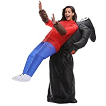 Piggyback Fancy Dress Halloween Piggy Back Halloween Costume For Adults In 7 Styles