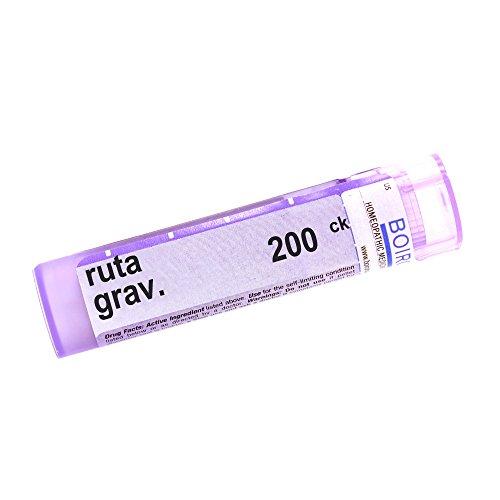 Boiron Single Remedies Ruta Graveolens 200CK Approx 80 Pellets from Boiron