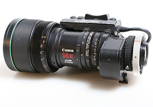 - CANON J14 X 8B 8-112MM F 1.7 MACRO TV ZOOM LENS
