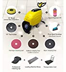 """Automatic Floor Scrubber 18"""" JL E with Vehicle Loading Kit"""