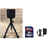 Brinno WiFi HDR Time Lapse Camera TLC120BK + Smartec Flexible Tripod + KIT