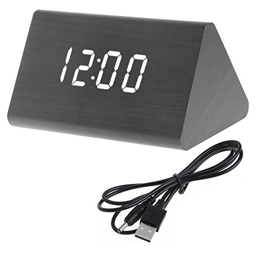 Lighted Outdoor Clock Thermometer - 6