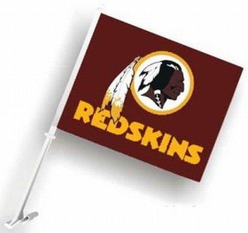 (Washington Redskins Car Flag)