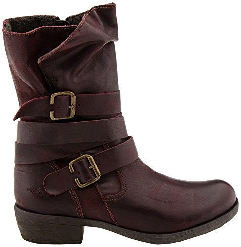 Bos & Co Katie Boot Bordeaux
