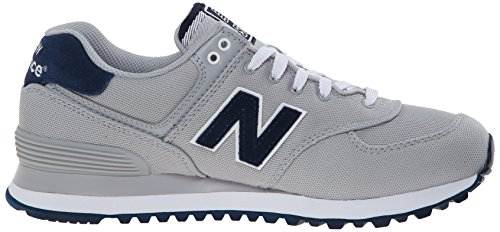 Classic Pack Polo Grey Pique Sneaker ML574 Runner Mens New Balance xXwqFIYTq