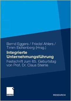 Integrierte Unternehmensführung