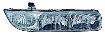 Depo 335-1107R-AS Saturn Passenger Side Replacement Headlight Assembly