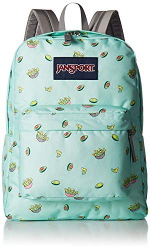 JanSport JS00T50146U Superbreak Backpack (Avocado Party)