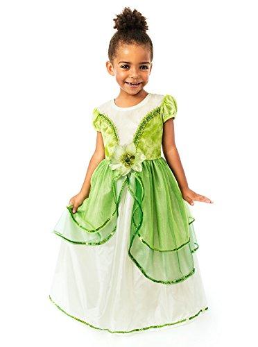 Little Adventures Lily Pad Princess Dress Up Costume Girls