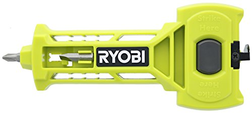 (Ryobi A99LM2 Door Latch Installation Kit for Accurate Chiseling and Scoring)