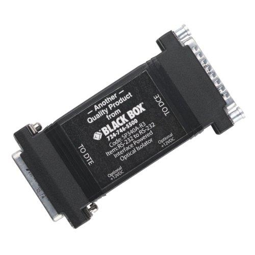 Black Box RS-232 Opto Isolator 115.2-Kbps by Black Box