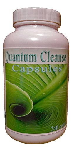 Frequency Foods Quantum Cleanse for cleansing the colon and cells Caps 240ct