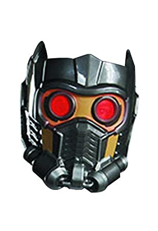 Guardians Of The Galaxy Star-Lord Costume Máscara