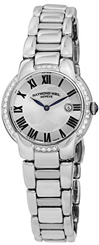 Raymond Weil Women's 5229-STS-01659 Stainless Steel/Silver Watch