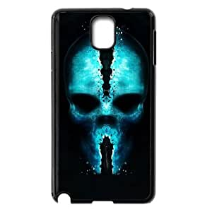 Skull Samsung Galaxy Note 3 Cell Phone Case Black as a gift W4489350