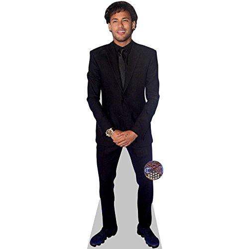 Neymar Jr Life Size Cutout ()