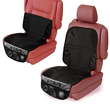 i-Safe Carseat Duo Ultra Upholstery Mat Protector Car Seat Accessories Baby Travel Baby Products