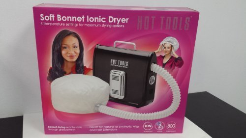 hot and gold bonnet hair dryer - 9