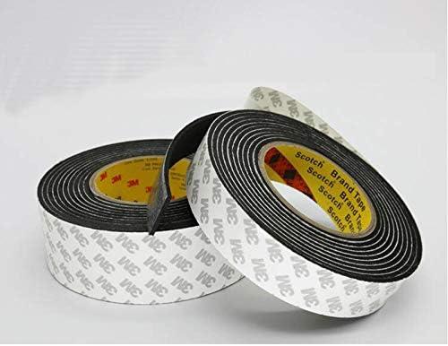 1 Roll 3M Eva Foam Adhesive Tape Single Sided 15mm W x 5m L x 2mm T