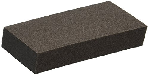 Price comparison product image Norton 02082 4-7/8-Inch X 2-7/8-Inch X 1-Inch Medium/Fine 4 Side Dual Angle Sand Block, 6-Pack