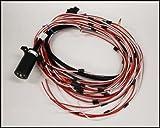 Triton 08425 Electric Brake Tongue Wire Harness