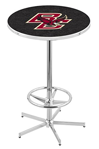 (Holland Bar Stool L216C Boston College Officially Licensed Pub Table, 28