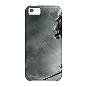 Shockproof/dirt-proof Dishonored Game Covers Cases For Iphone(5c)