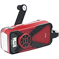 American Red Cross Eton FR1 NOAA Weather Band/AM/FM Radio with USB