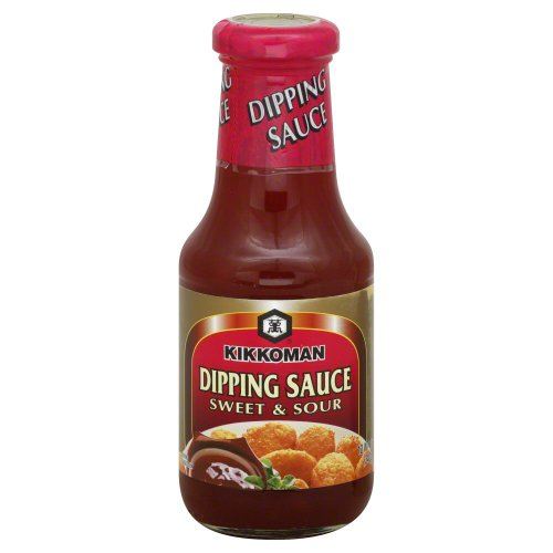 (Kikkoman Dipping Sauce, Sweet and Sour, 12 Ounce (Pack of 3))