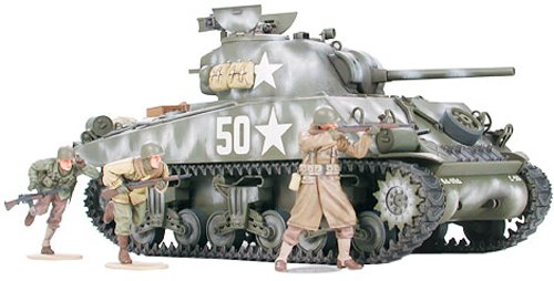 Tamiya Models M4A3 Sherman Model Kit
