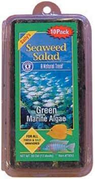 San Francisco Bay Brand Seaweed Salad Green 10ct (30g) (Food Seaweed Salad)