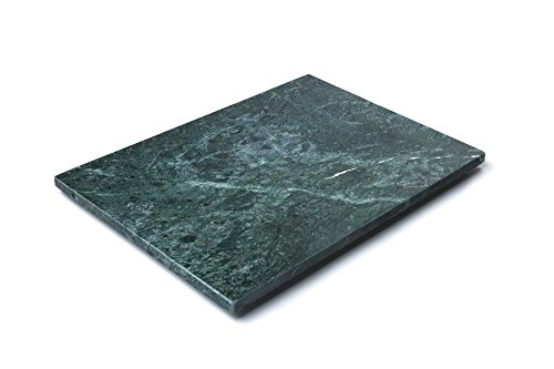 Fox Run 3821 Marble Pastry Board, Green