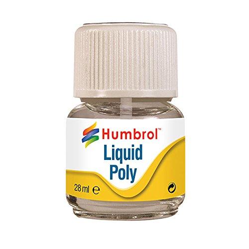 (Humbrol Liquid Poly Adhesives, 28ml)
