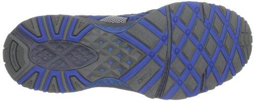 Asics Gel Enduro 8 M - Zapatillas Hombre Grey/Blue/Flash Orange