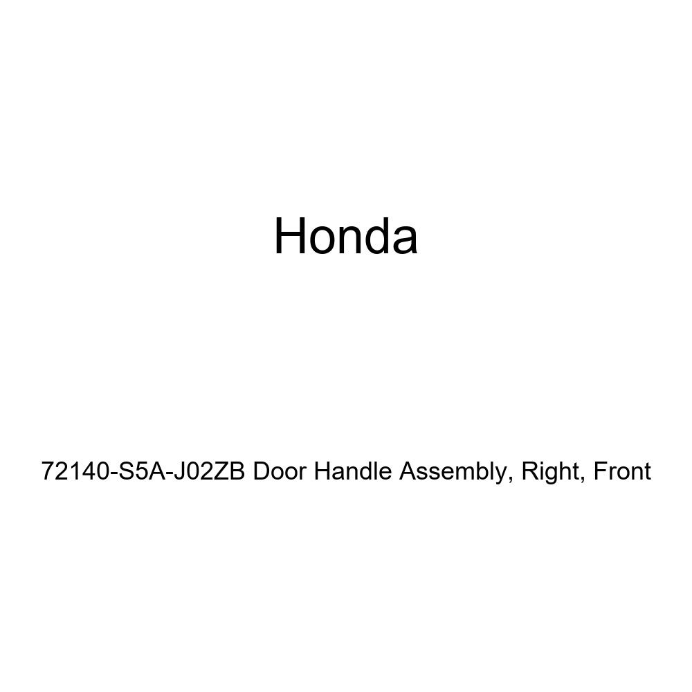 Front Genuine Honda 72140-S5A-J02ZB Door Handle Assembly Right