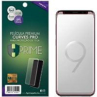 Pelicula Curves Pro para Samsung Galaxy S9 Plus - VERSÃO 2, HPrime, Película Protetora de Tela para Celular, Transparente