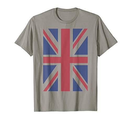 (Union Jack Flag England Great Britain United Kingdom T Shirt)