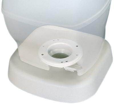 "Thetford 24818 Toilet Riser, 2.5"" - Parchment"