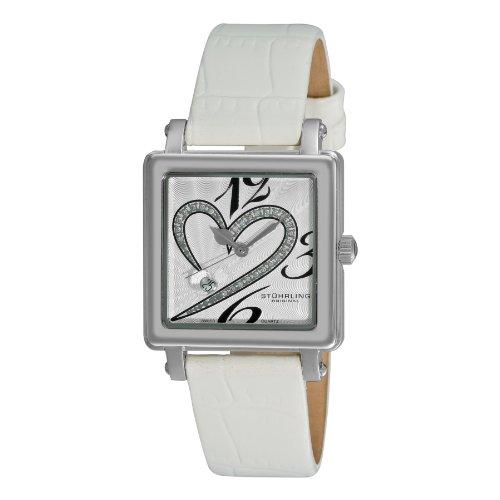 Stuhrling Original Women's 253XL.1115P2 Ladies Classique Courtly Passion Swiss Quartz Chronograph Quick Set Date Watch