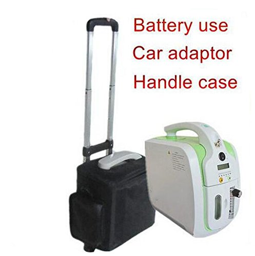 Battery Oxygen Concentrator Portable - 2