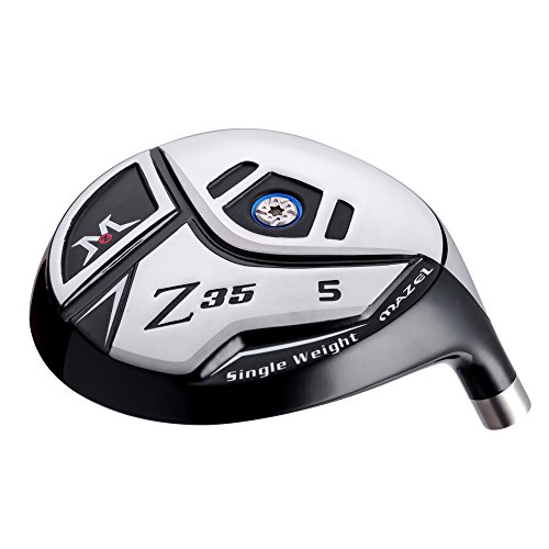 Mazel Mens Golf Fairway Wood 5 Right Hand,Only Head by MAZEL (Image #4)